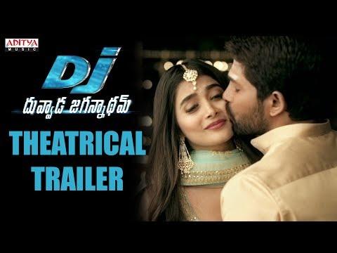 Dj - Duvvada Jagannadham Theatrical Trailer