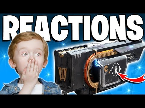 Destiny 2 - Epic Reactions To Jotunn Exotic Loot Drop / Top 5 Freakouts / Ep 122