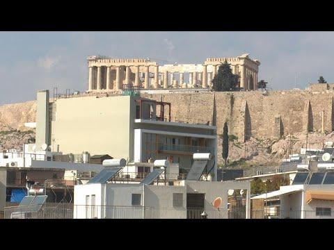 «Στοπ» του ΚΑΣ στην ανέγερση του κτηρίου εννέα ορόφων που «έκρυβε» την Ακρόπολη (βίντεο)