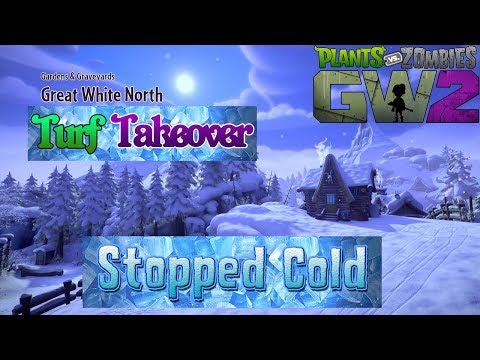Plants vs  Zombies Garden Warfare 2 - Stopped Cold