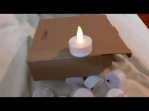 ARILUX® AL-CL02 12pcs Flameless LED Tea Light (banggood.com)