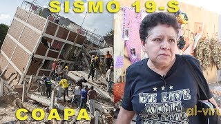 #SISMO 19S: TESTIMONIOS DE SOBREVIVIENTES EN #COAPA