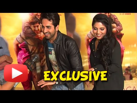 Download Dum Laga Ke Haisha | EXCLUSIVE INTERVIEW | Ayushmann Khurrana, Bhumi Pednekar HD Mp4 3GP Video and MP3