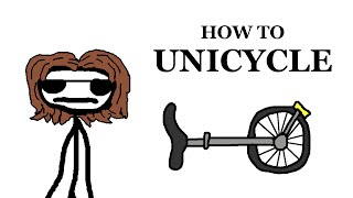 Beginner's Guide to Unicycling -- Tips Tuesdays
