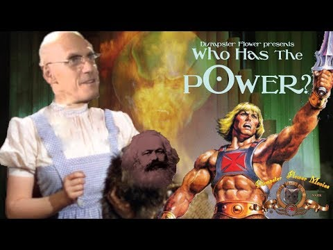 Who has the Power? Power in Foucault and Marx