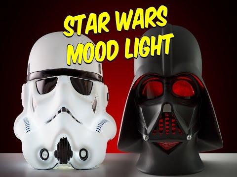 Star Wars Mood Light Unboxing from Hawkin's Bazaar