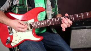 Funk and R&B Guitar Lessons - Style of Sly and The Family Stone - Thank You Fallettinme Be