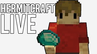 Hermitcraft 6: MY LAST DIAMOND (LIVE)