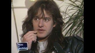 Pavol Habera - reportáž z natáčania filmu Fontána pre Zuzanu 2 (Noc v archíve)