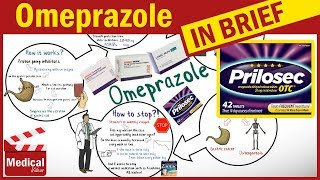 Omeprazole ( Prilosec - Losec ): Uses, Dosage, Side Effects, and How To Stop Taking Omeprazole?!