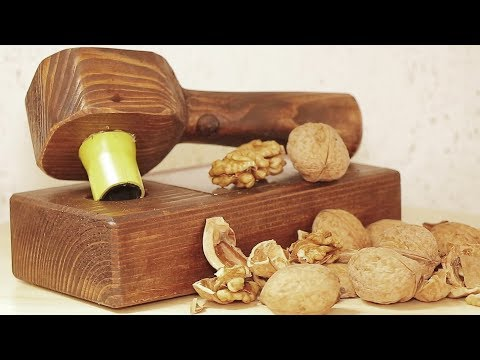 How to make Nutcracker / Walnuts Cracker