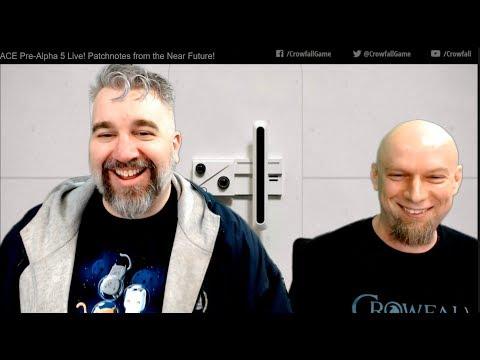 Pre-Alpha 5 Live for March + Developer Q&A