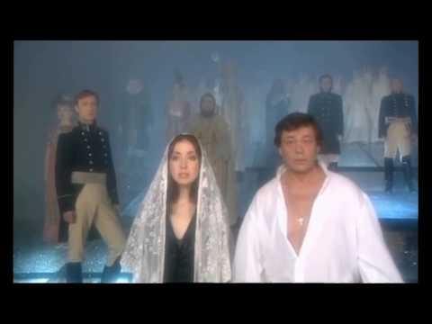 Николай Караченцов и Анна Большова. Я Тебя никогда не забуду. РОК-ОПЕРА ЮНОНА И АВОСЬ.