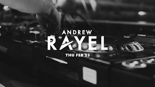 WHITENOISE Presents Andrew Rayel  THU FEB 23
