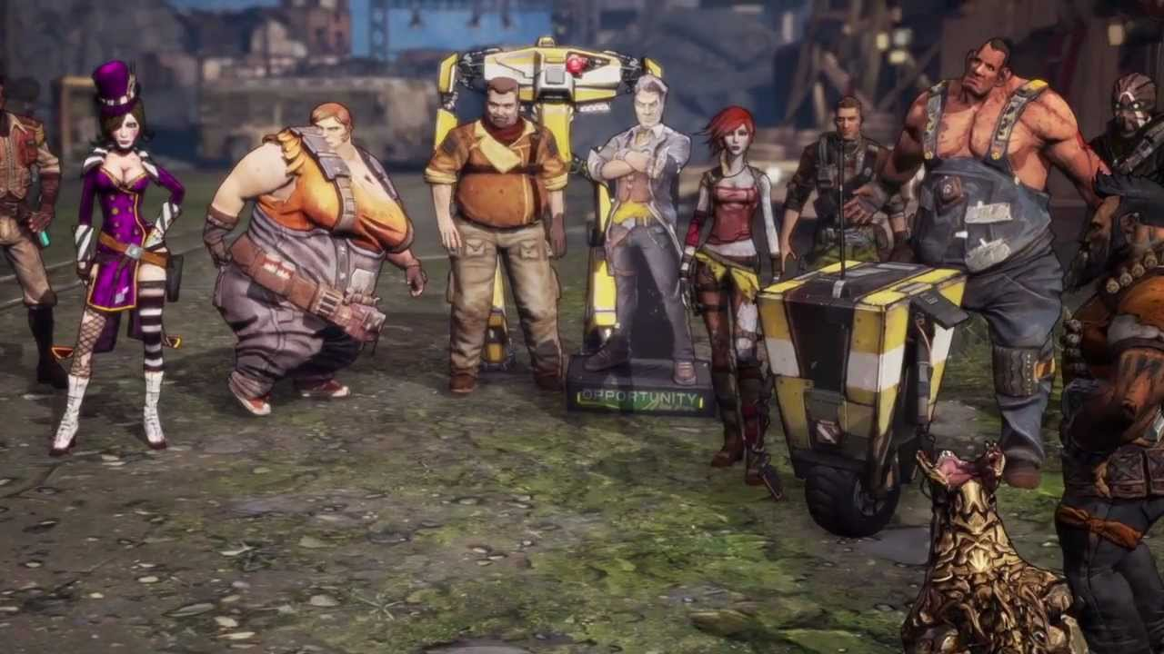Claptrap Takes Us Behind The Scenes Of His Borderlands 2 Documentary