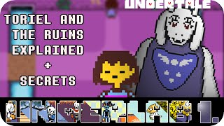 10 Amazing UNDERTALE Secrets You Never Knew About! Undertale Theory