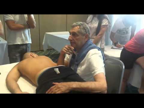 Il trattamento della colonna vertebrale elena Malysheva