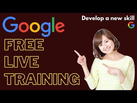 Google Free Live Webinar Training on Google Digital Garage ...