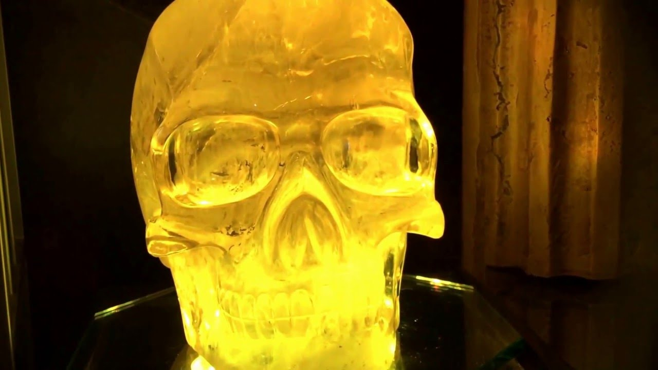 MEET CLEOPATRA. A world class Leandro de Souza 14 kg skull