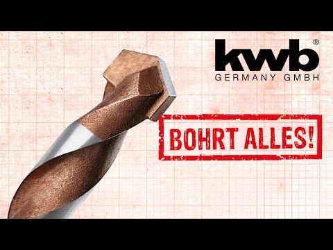 kwb Easy Cut Bohrer