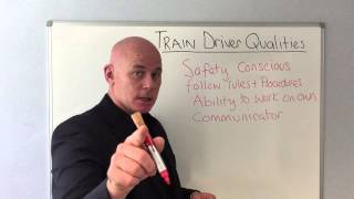Trainee Train Driver Qualities - Become A Train Driver