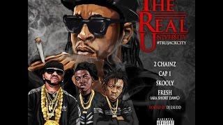 2 Chainz, Cap 1, Skooly & Short Dawg - T.R.U. (The Real University) 2015 Full Mixtape