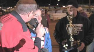 Lincoln Speedway 358 Central PA Hoosier Tire Champion 10-15-11