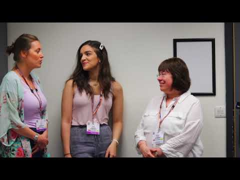 Dr Lydia Bell and Nikki Nabavi interview Professor Wendy Burn: Congress highlights
