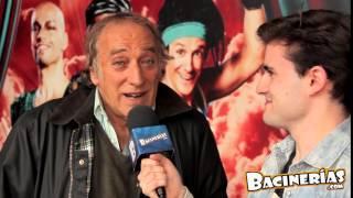 Pablo Abraira saluda a Bacinerias.com