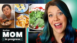 I Tried 3 Pregnancy Meal Plans thumbnail