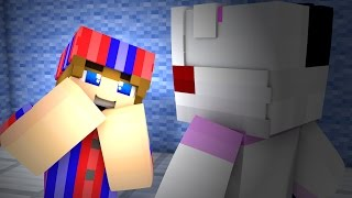 Minecraft Fnaf: Sister Location A Fan Breaks Into The Pizzeria (Minecraft Roleplay)
