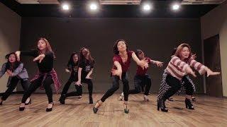 Lia Kim choreography | Heartburn - Alicia Keys