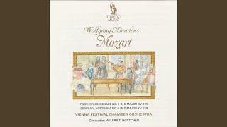Serenata Notturna No. 6 in D Major, K. 239: I. Marcia, maestoso