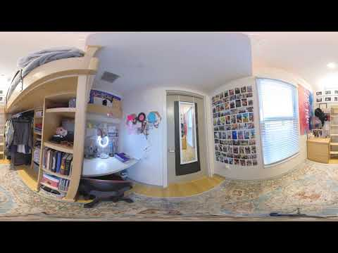 4K 360° Residence Hall Tour -- Rutledge Rivers -- College of Charleston