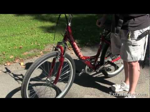 Currie Technologies eZip Women's Low Step-thru Trailz Electric Bicycle Review