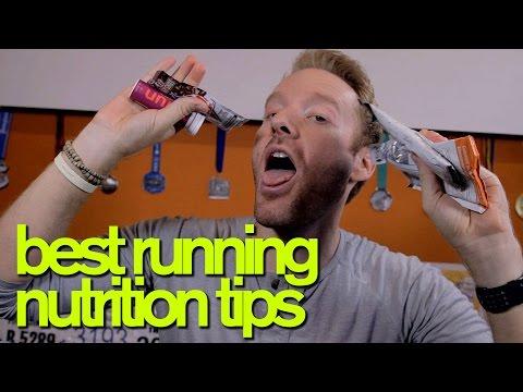 BEST RUNNING NUTRITION TIPS   The Ginger Runner