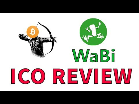 Wabi ICO Review – Digital token backed by safe products – Hunting The Coins
