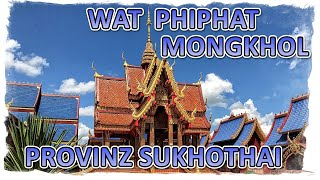 preview picture of video 'Thailand - Wat Phiphat Mongkhol VLOG#5'