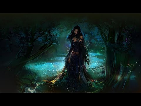 Celtic Dark Pagan Chants Witches  Beautiful Music Mix