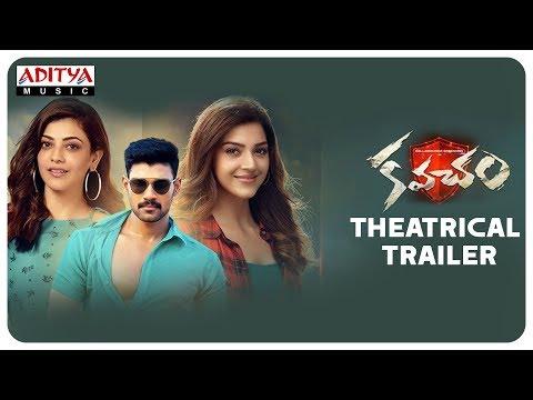 Download Kavacham Theatrical Trailer || Bellamkonda Sai Sreenivas, Kajal Aggarwal, Mehreen Pirzada HD Video