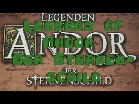 jPlay reviews Legends of Andor - Der Sternenschild (Starbuckler)
