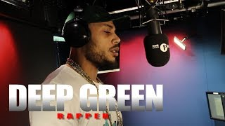 Deep Green   Fire In The Booth