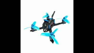 HGLRC XJB-145MM V1.2 3 Inch 3-4S FPV Racing Drone PNP/BNF F4 Mini FC 35A ESC 1407 3600KV Motor RunCa