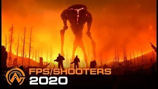 [TOP 6] Upcoming PC FPS / Shooter Games in 2020 [GAMEPLAY & CINEMATIC TRAILERS]