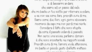Alessandra Amoroso   Prenditi Cura Di Me