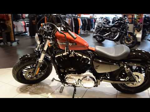 2019 Harley-Davidson XL1200XS Sportster Forty-Eight Special