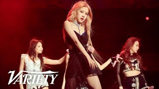 Blackpink Performs At Coachella, Making History For K Pop