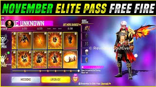 Next Elite Pass In Free Fire | Free Fire Next Elite Pass | Next Elite Pass | New Elite Pass FreeFire