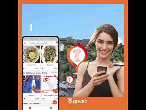 Descubre la app Goveo y compra online en los comercios de Cártama
