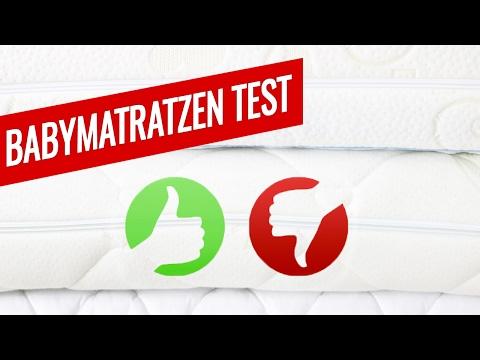 Babymatratzen Test 2017 - Babyschlafzimmer.de